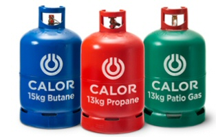 Calor Gas Stockist in Sheffield