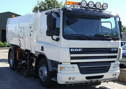 Commercial Road Sweeper Hire In Rotherham