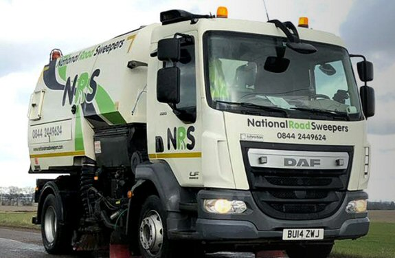 Local Road Sweeper Hire Sheffield