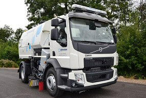 Road Sweeper Hire Leicestershire