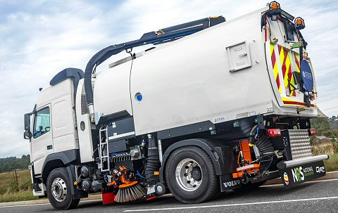 Road Sweeper Hire Company